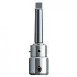 Porte-outil industriel avec lubrification interieure automatique